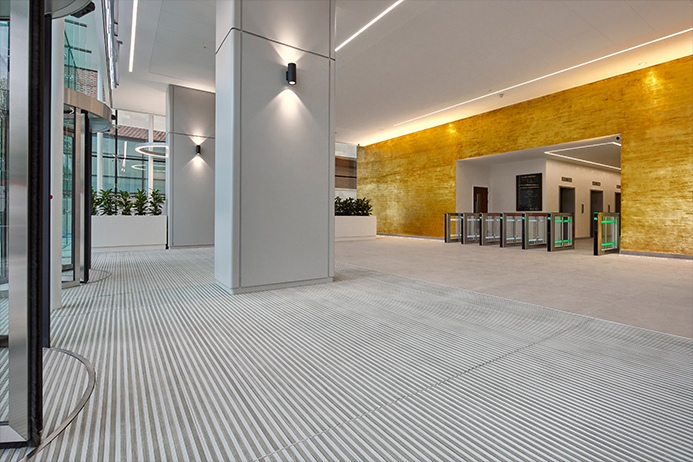 Specifying Entrance Matting