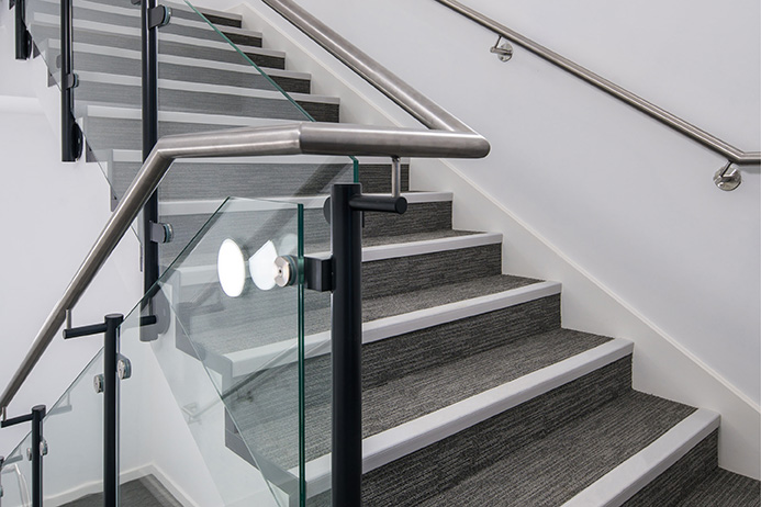 NEW XT Hardnose PVC-u Stair Edgings